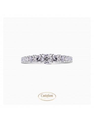 Anello Diamanti Anastasia
