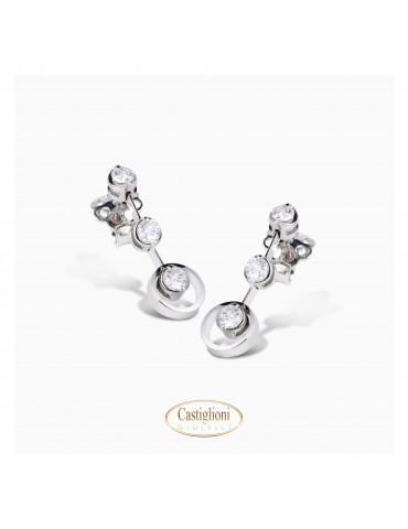 Orecchini Diamanti Letizia